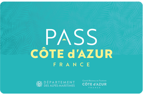 Découvrez le PASS CÔTE D'AZUR FRANCE