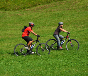 Cycling & mountain-biking